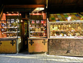 Gold merchants jeweler Florence Italy
