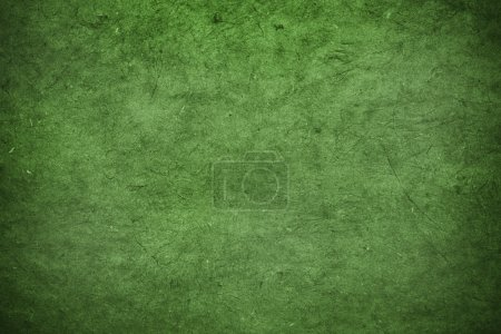 Handmade Green Paper