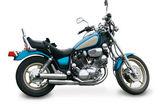 Motocykl, samostatný