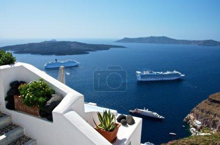 The island in the Mediterranean.