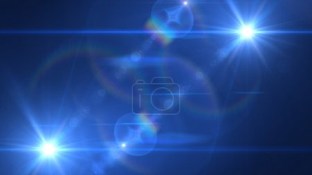 Photo for Light flare special effect - Royalty Free Image
