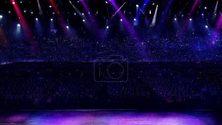 Photo for This music concert stage is for musical theme - Royalty Free Image