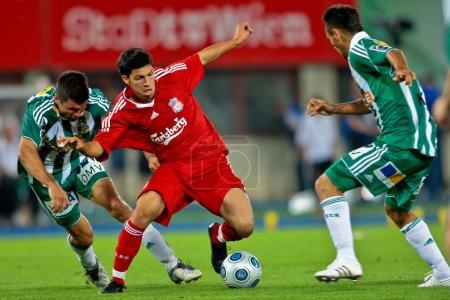 SK Rapid vs. Liverpool FC