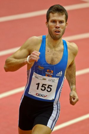 Linz Indoor Gugl Track and Field Meeting 2011