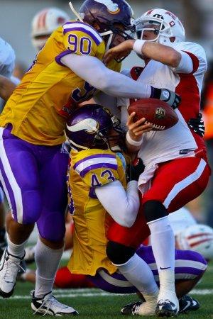 Vikings vs. Bulls