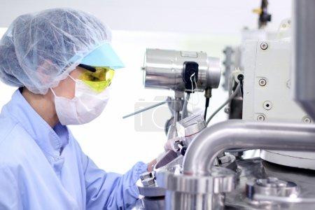 Sterile Environment Pharmaceutical Factory