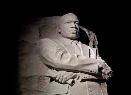 Martin Luther King Memorial At