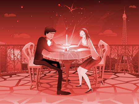 Romantics Starry Valentine