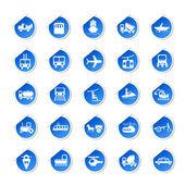 Sticker of Transport Icon