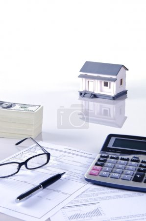 Loan agreement for buying house