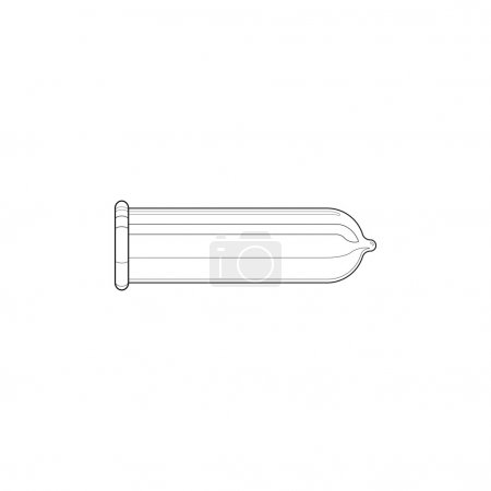 Condom (technical drawing)