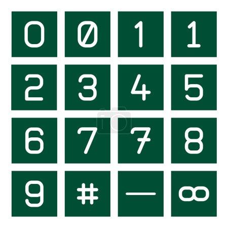 Math Icon Set 1
