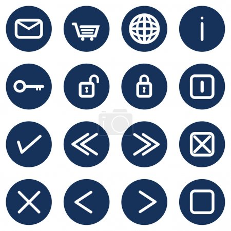 Web Icon Set 1