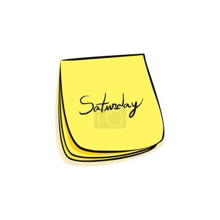 Saturday Note
