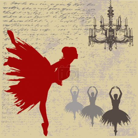 Ballerina Background
