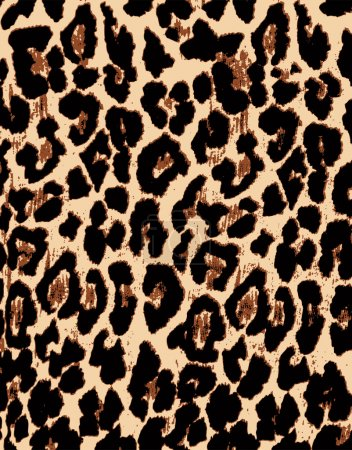Abstract animal skin pattern