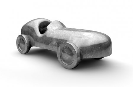 Die-cast Toy Car