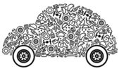 Cars and spare parts