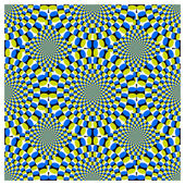 Optical illusion Spin Cycle (EPS)