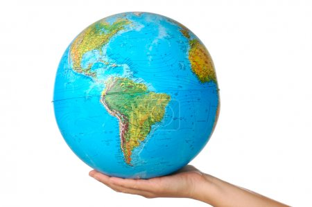 The world in the hands