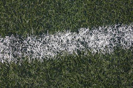 Field of soccer