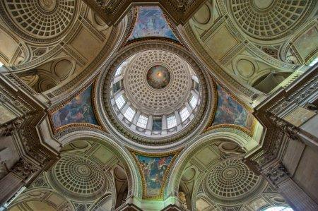 Dome of Pantheon, Paris, France