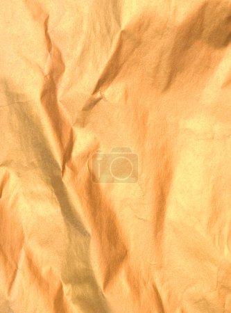 Photo pour Livre d'or froissé - image libre de droit