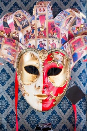 Photo pour Masque de Venise - image libre de droit