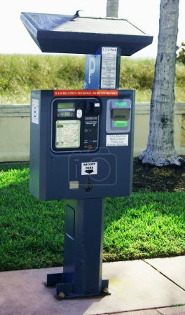 Parking Ticket Kiosk