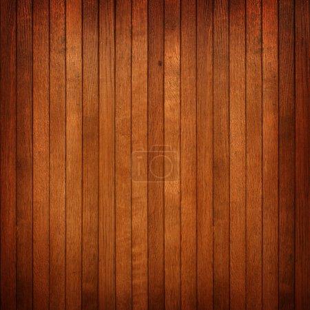 Foto de Fondo de pared de madera - Imagen libre de derechos