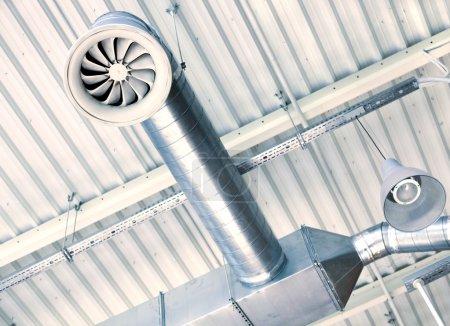 Photo pour Système de ventilation - image libre de droit