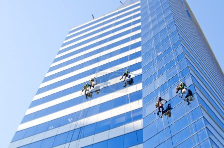 Building Cleaners