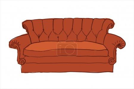 Friends sofa