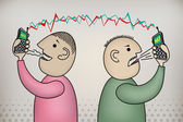 Jack & Joe - Communication problem - Yes and No