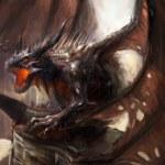 Dragon attack...