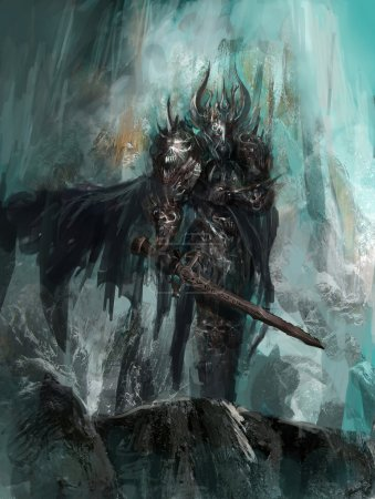 Knight of death