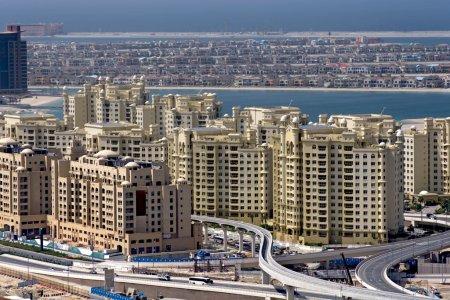 Palm Dubai, Under construction