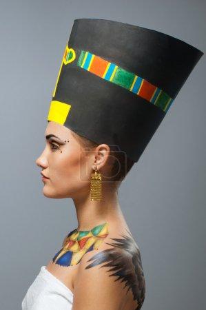 Egipt nefertiti goddess...