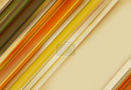 Foto de Franjas oblicuas fondo de varios colores - Imagen libre de derechos