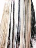 Zvýrazněte dlouhé lesklé vlasy