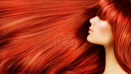 Photo for Healthy Long Hair - Royalty Free Image