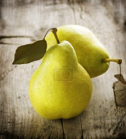 Photo for Two Pears - Royalty Free Image