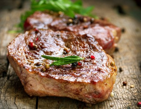 Photo for Beef Steak - Royalty Free Image