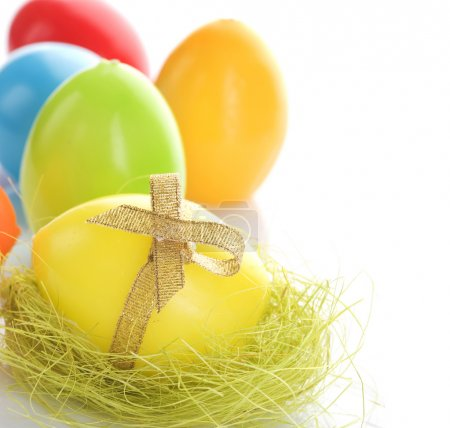 Photo for Easter Eggs - Royalty Free Image