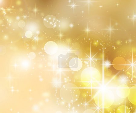 Photo for Abstract Christmas background. Holiday bokeh - Royalty Free Image