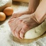Kneading The Dough...