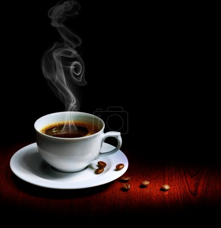 Photo for Perfect Coffee - Royalty Free Image