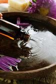 Aromaterapie. esence oleje. Lázeňská léčba