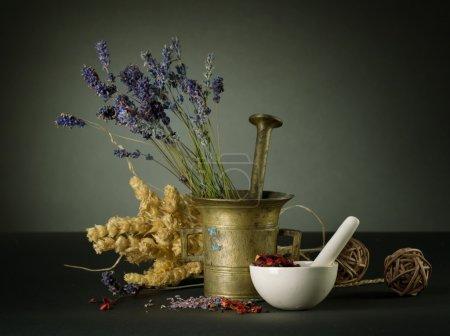 Foto de Medicina herbaria - Imagen libre de derechos