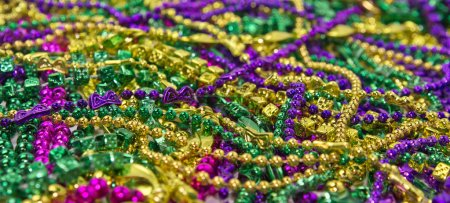 Mardi Gras Beads & Coins